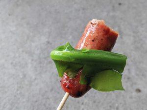 慶修院馬告香腸 | 爆汁唇齒留香.世界最好吃香腸