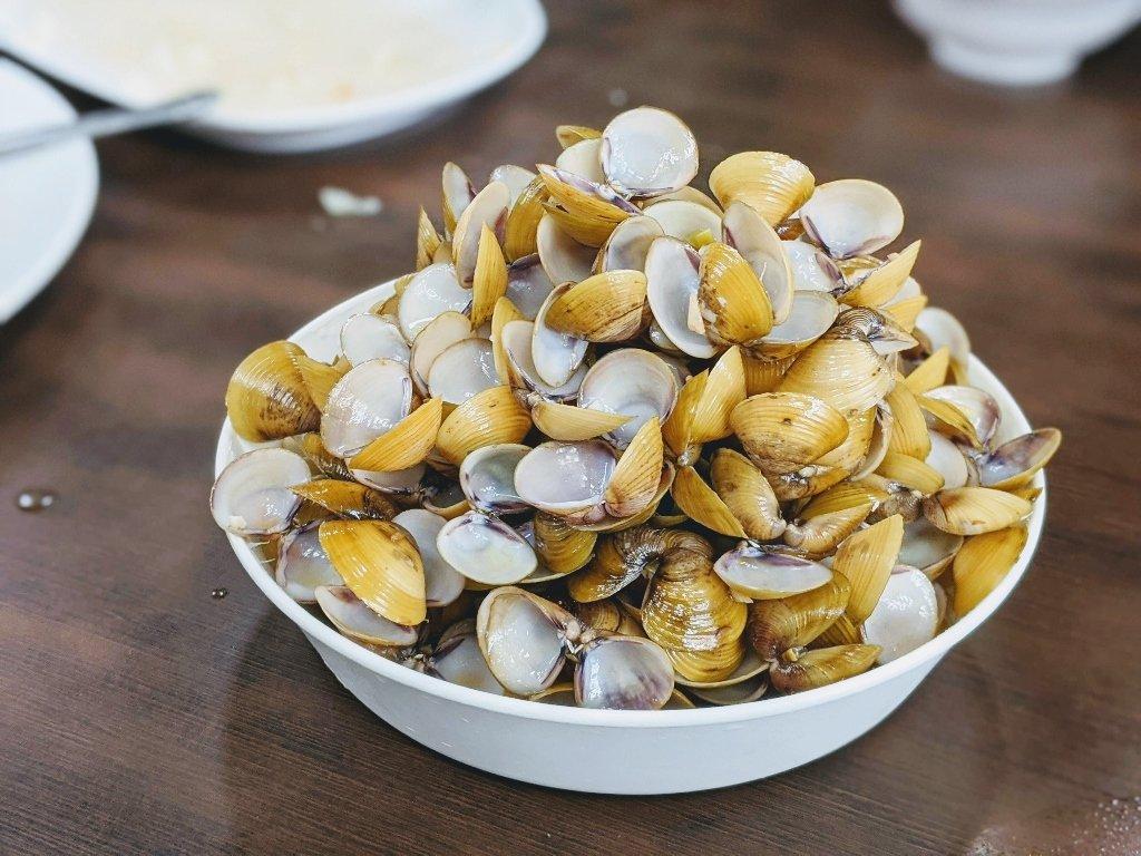 立川漁場 五餅二魚|大份量黃金蜆 不摸蜆也大滿足