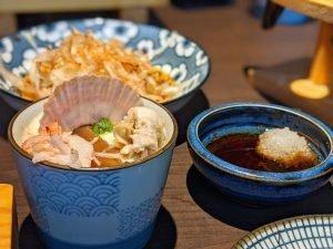 懷石日本料理|低調到找不到招牌 300元午餐定食