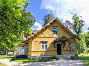 愛沙尼亞露天博物館|塔林動物園拜訪北極熊