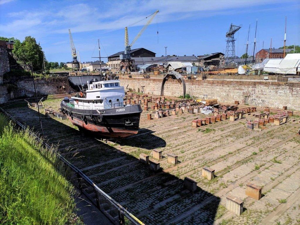 芬蘭堡 Suomenlinna 世界文化遺產.搭乘渡輪到海上軍事堡壘半日遊 24