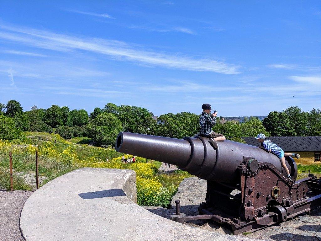 芬蘭堡 Suomenlinna 世界文化遺產.搭乘渡輪到海上軍事堡壘半日遊 17
