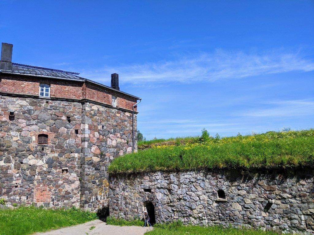 芬蘭堡 Suomenlinna 世界文化遺產.搭乘渡輪到海上軍事堡壘半日遊 14