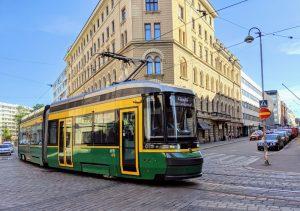 芬蘭赫爾辛基交通及入境