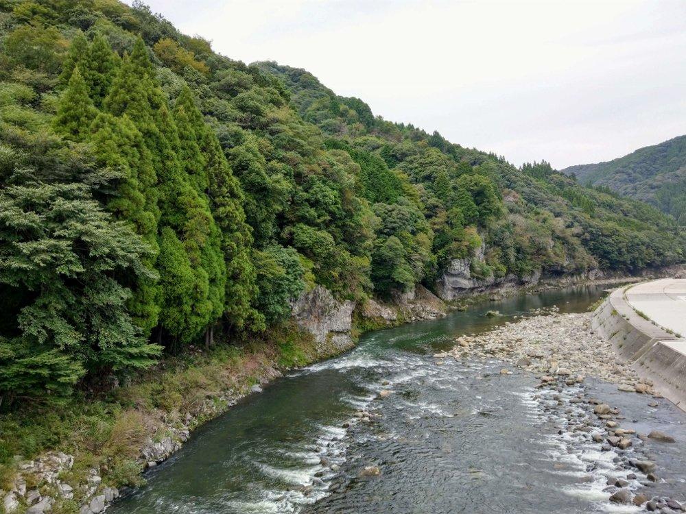 九州耶馬溪自行車道12