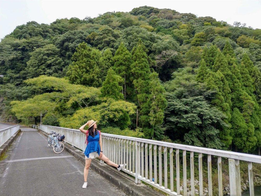 九州耶馬溪自行車道13