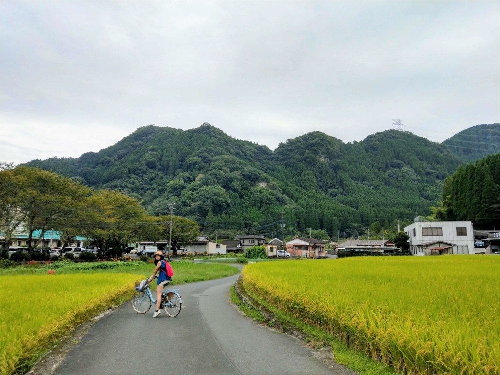 九州耶馬溪自行車道14