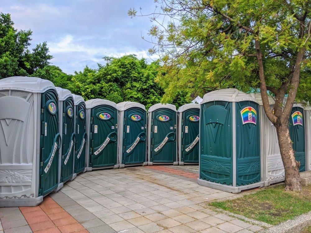 安平虎鯨 ORCA GO 廁所