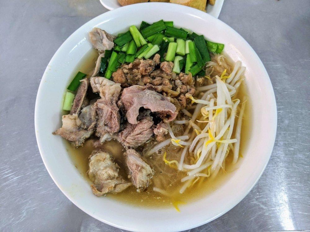 新營福恩豆菜麵6