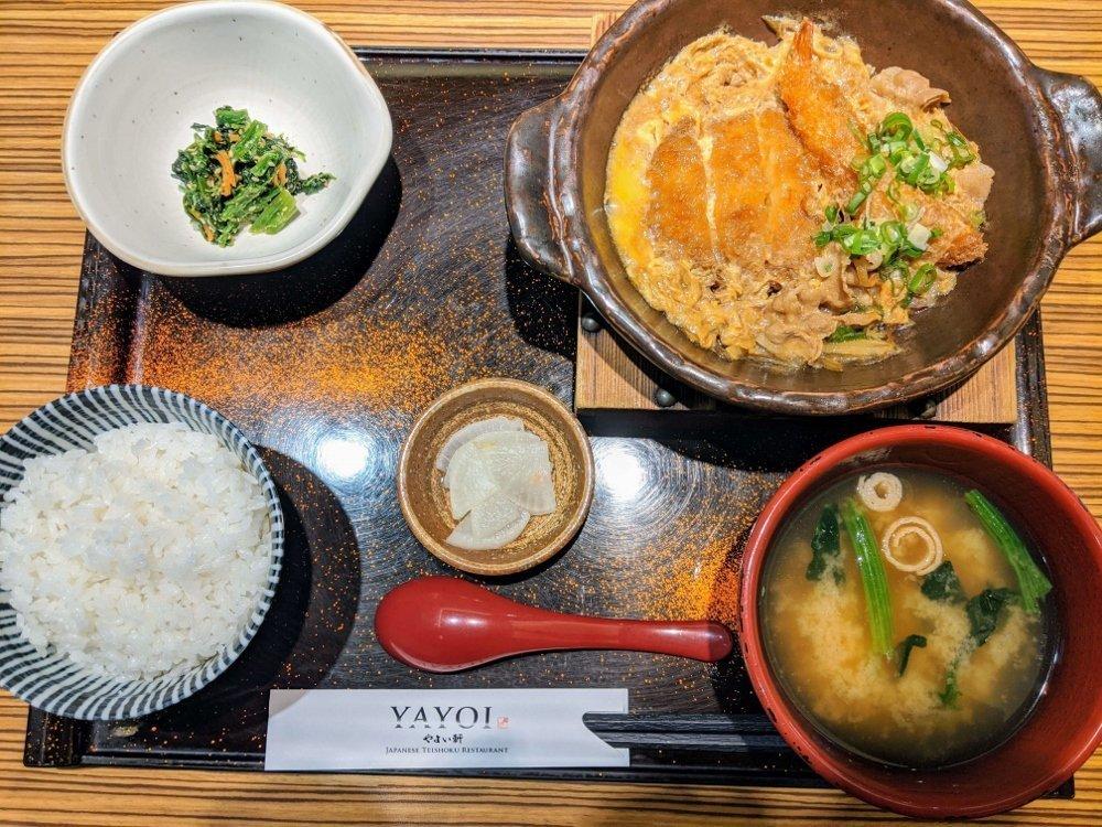 彌生軒 YAYOI 桃園春日店|日本來台的美味豬排定食 9