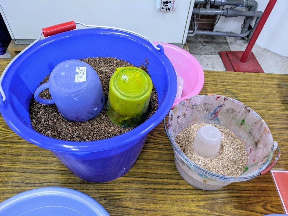 埔里豐年農場|自助採菇、導覽、手做太空包DIY 6