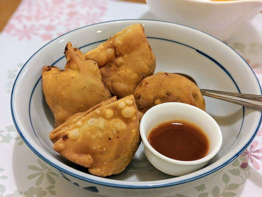 台南莘咖哩 咖哩餃