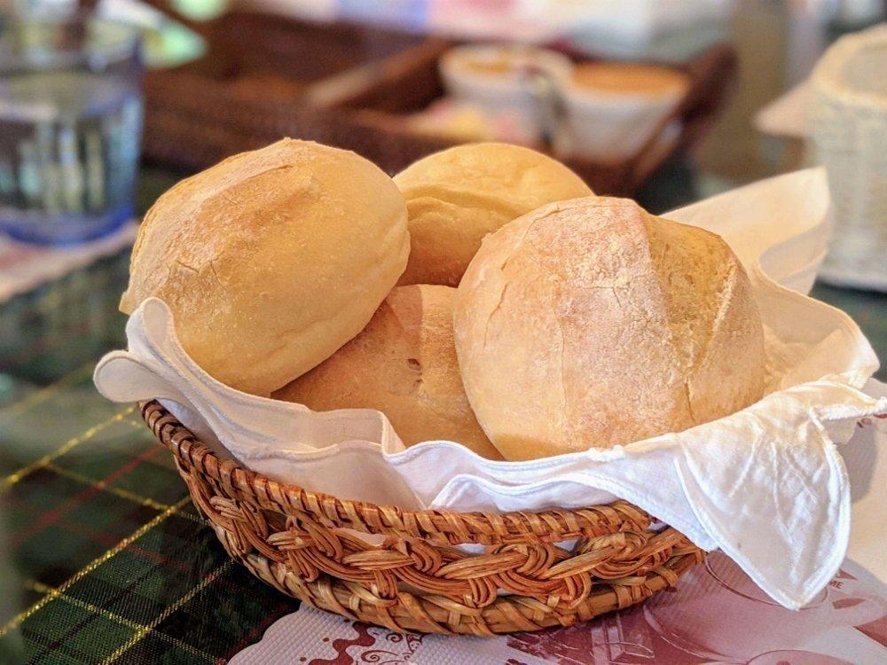 台東候鳥飛行民宿早餐麵包