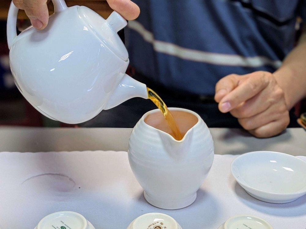 和菓森林 製茶大師品茶趣