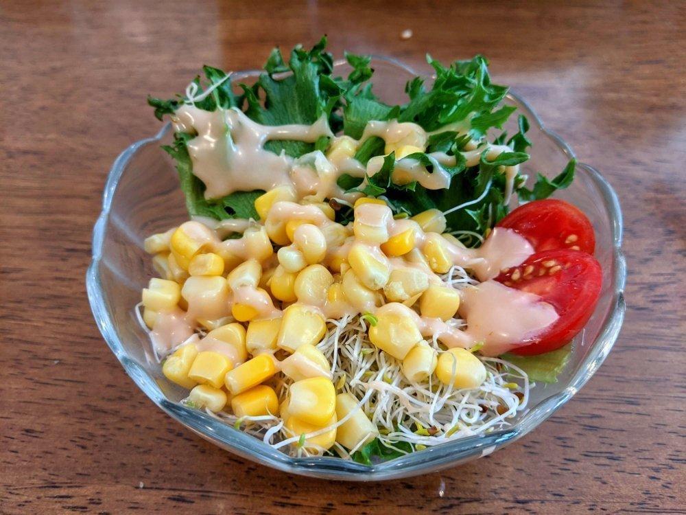 山大廚房 前菜沙拉