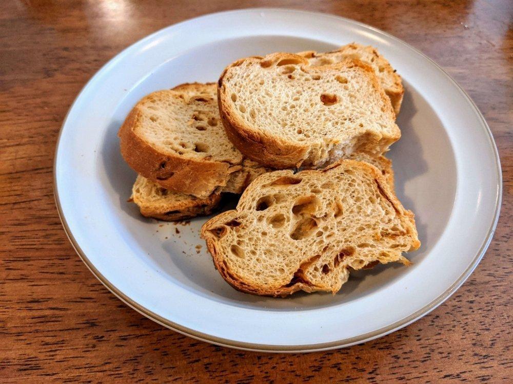 山大廚房 前菜洋蔥麵包 (2)