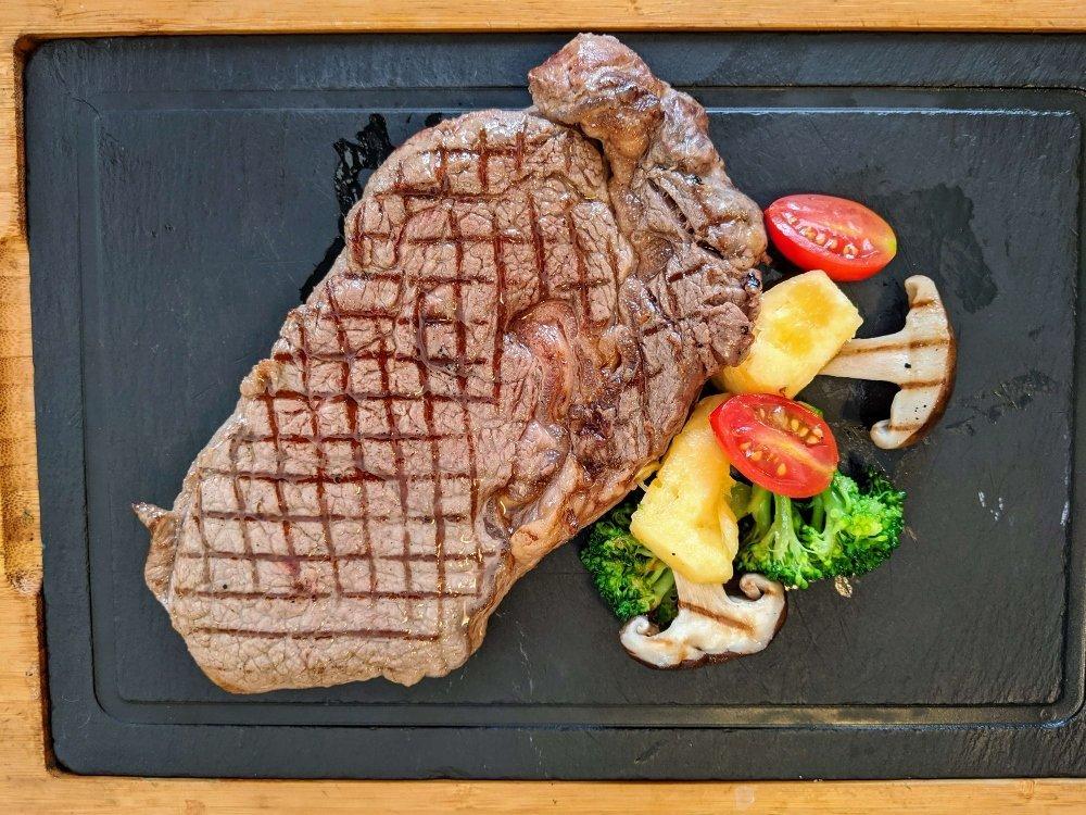 山大廚房 紐西蘭肋眼牛排 (2)