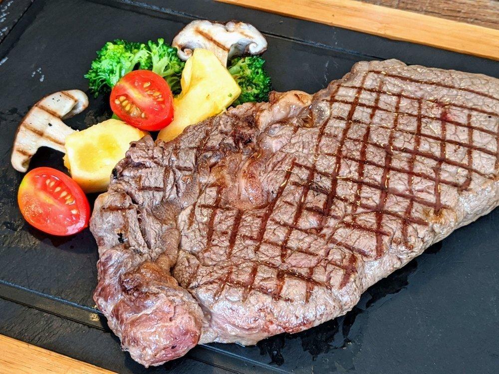 山大廚房 紐西蘭肋眼牛排 (3)