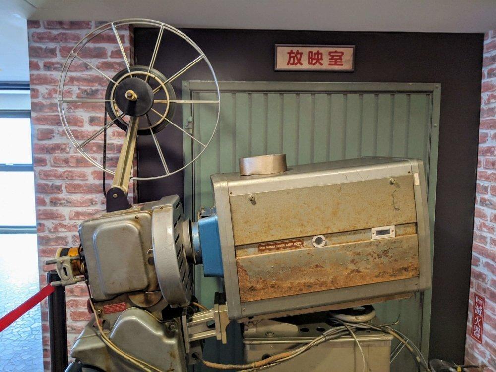 台南真善美劇院|懷舊風電影院一探時光隧道 1