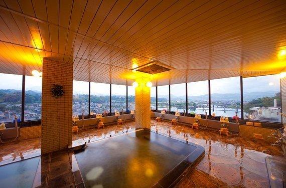 小京都の湯-みくま飯店美人湯