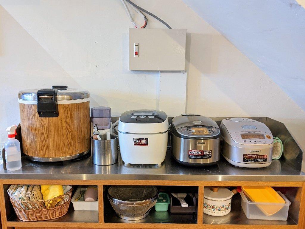 暮暮飯糰 日本飯鍋