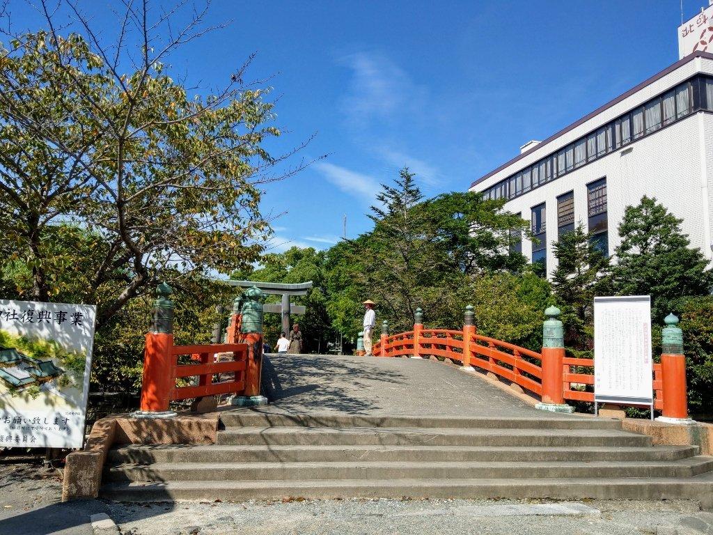 九州柳川遊船松月乘船處停車場