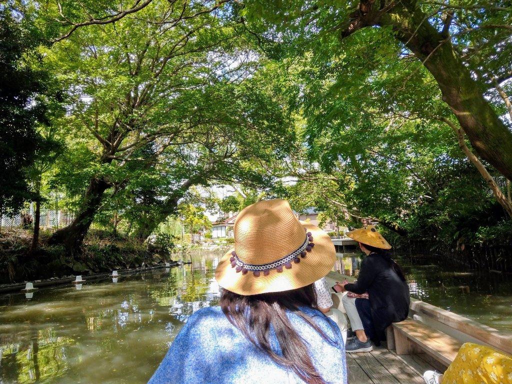 九州柳川遊船