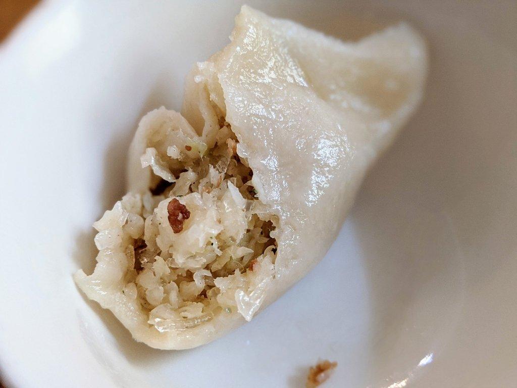 古密蔬食蒸餃