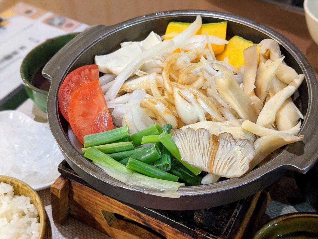 四重溪清泉溫泉會館壽喜燒晚餐