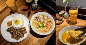 屏東泰后道東南亞料理|美味打拋豬飯.湯頭鮮美蝦湯麵