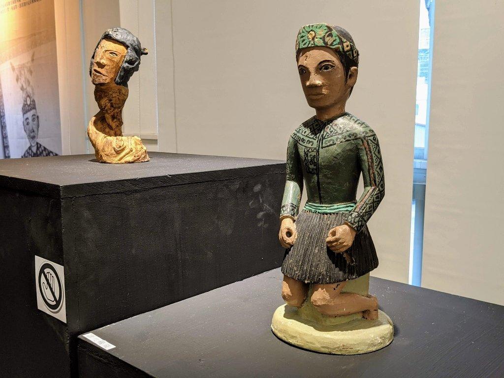 杜文喜木雕作品 (2)