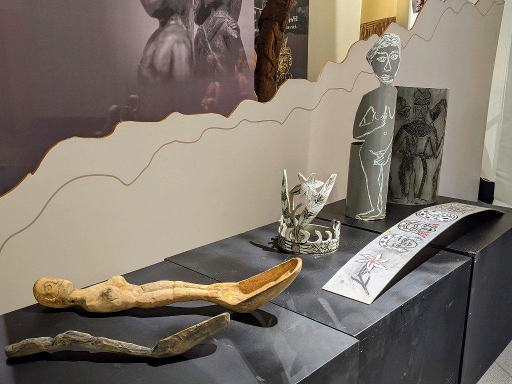 杜文喜木雕作品