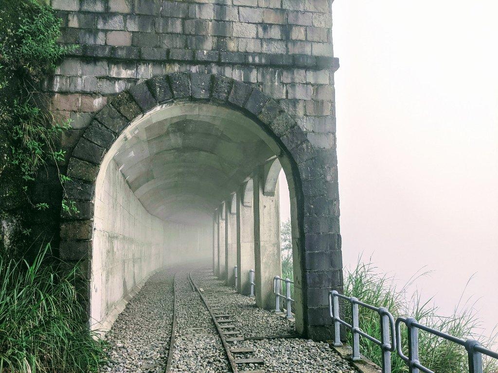 眠月線明隧道
