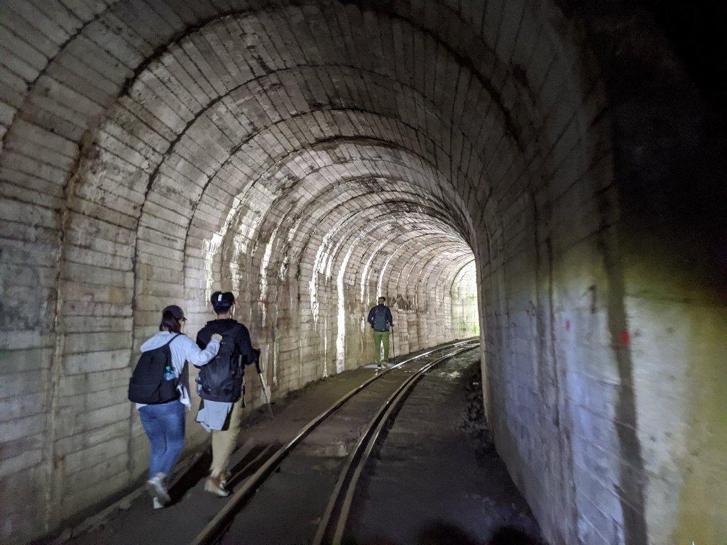 眠月線隧道