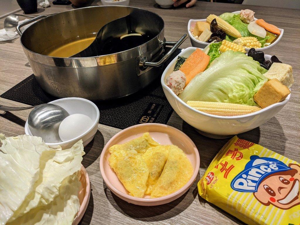 秋風軒MINI 屏東環球店 加點菜盤