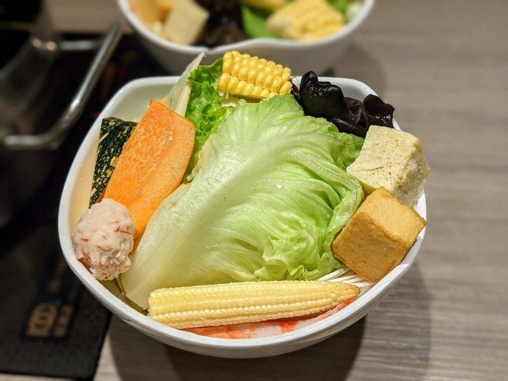 秋風軒MINI 屏東環球店 菜盤