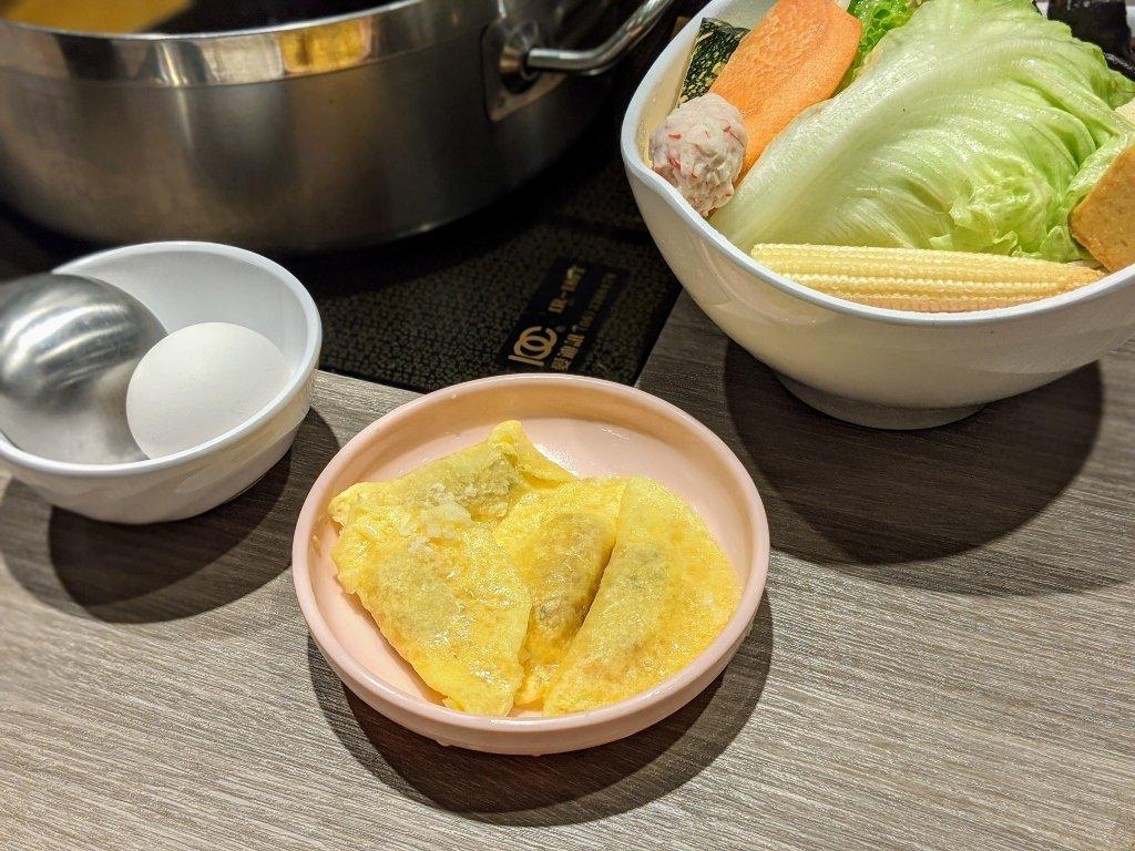 秋風軒MINI 屏東環球店 蛋餃