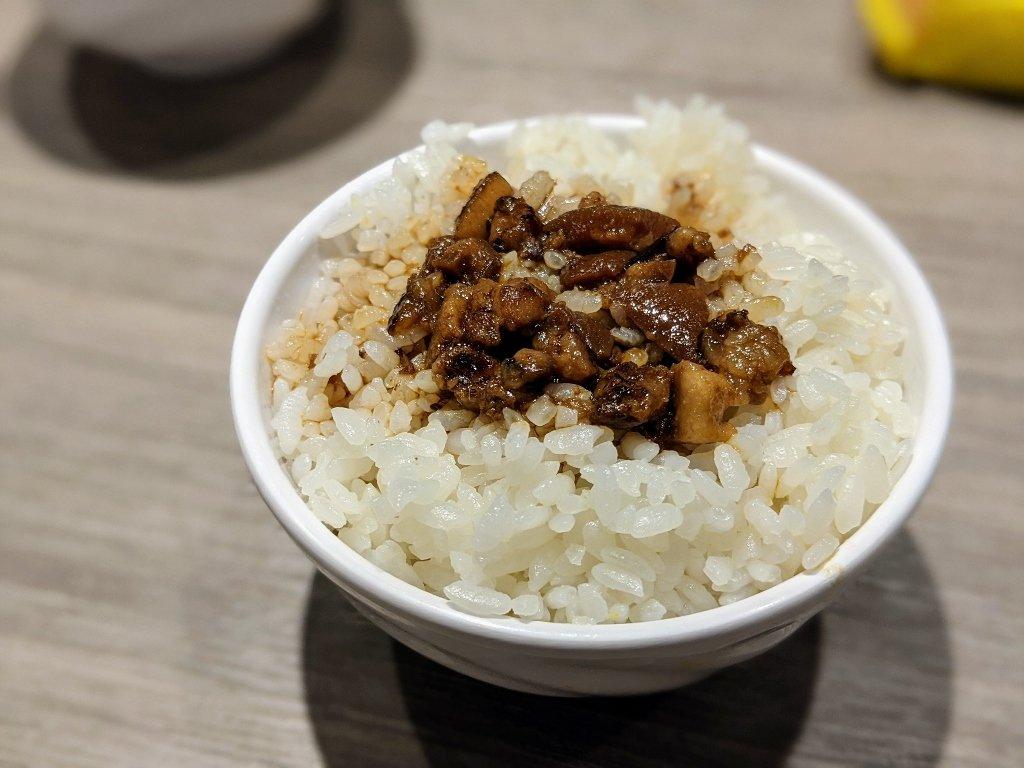 秋風軒MINI 屏東環球店 黑金滷肉飯