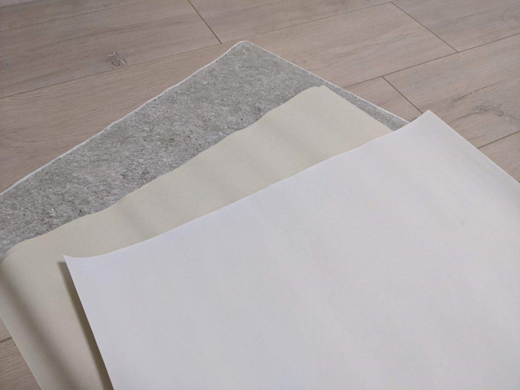 COSTCO 韓國高擬真水貼自黏壁紙 背面