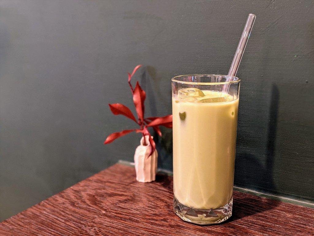 THAI HOJA 泰式綠奶茶