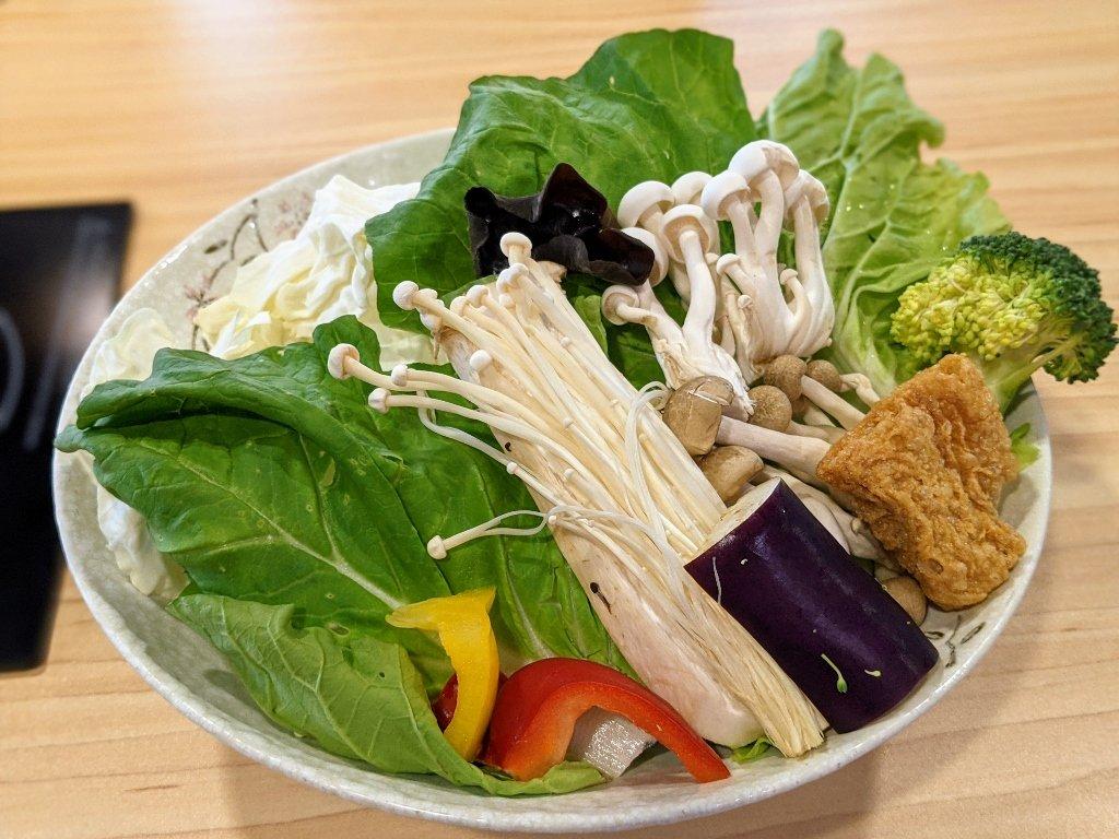 和雅齋 火鍋配菜
