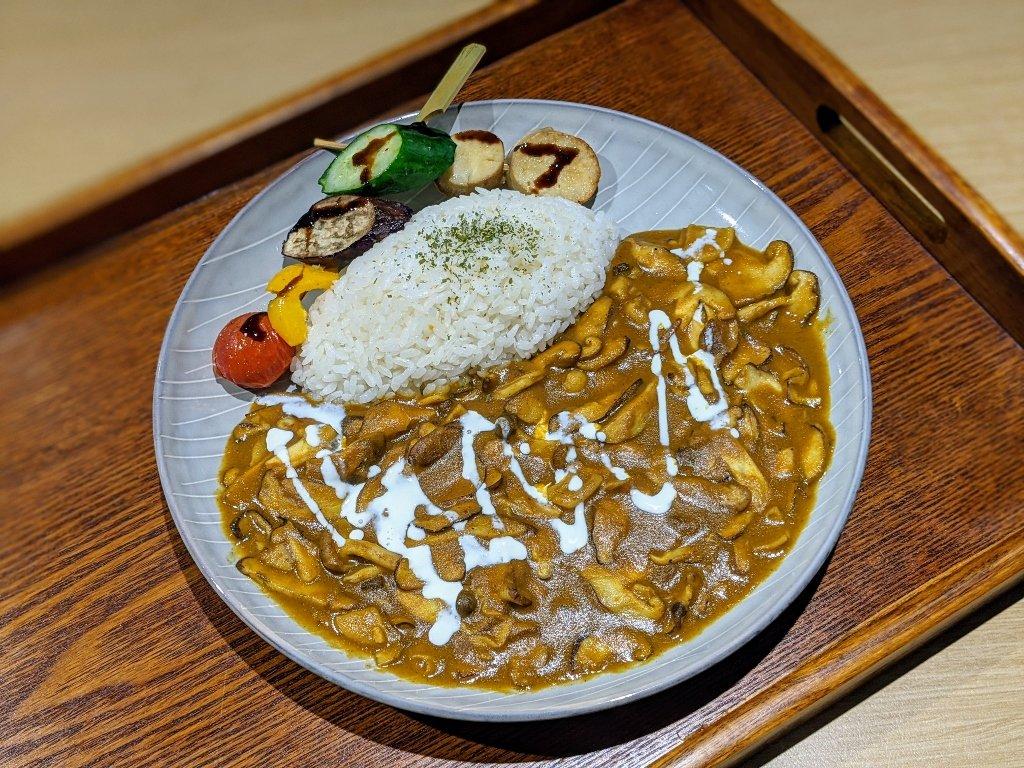 【台南】HI!咖哩|慢烤多汁肉丸.咖哩與燒烤的絕妙組合 11