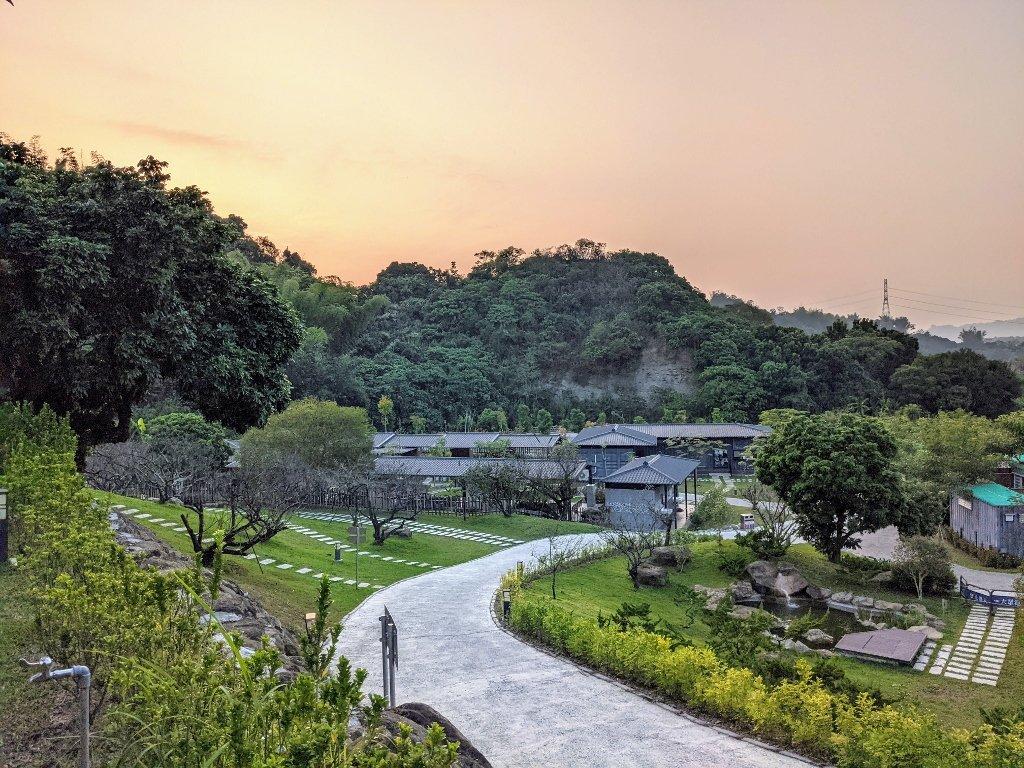 六二溫泉山房園區景觀 (2)