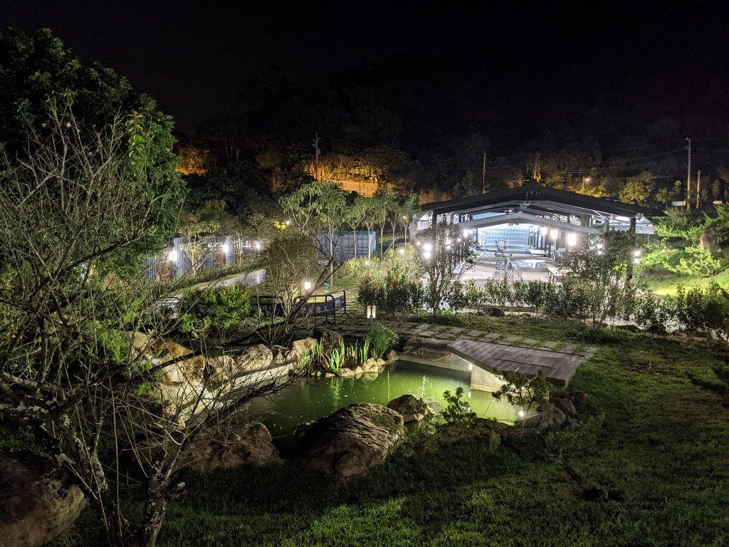 六二溫泉山房夜景 (2)