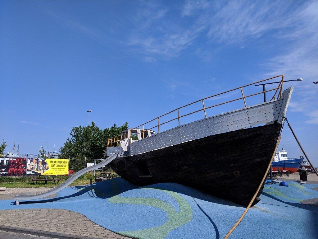 塔林 Lennusadam 水上飛機港口博物館 (20)