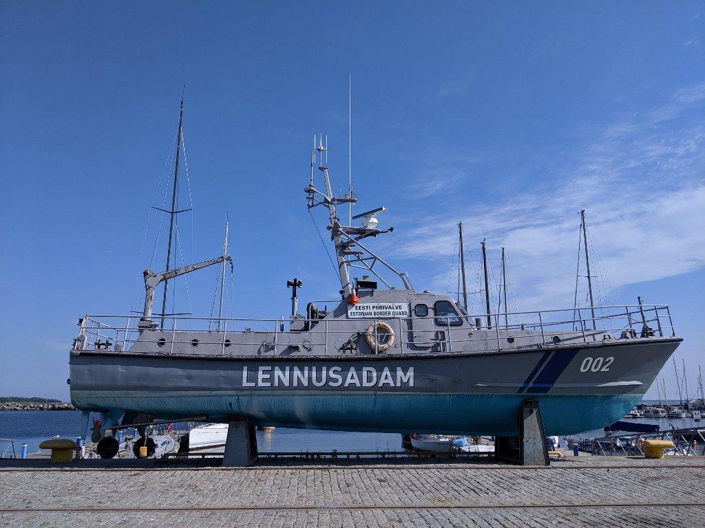 塔林 Lennusadam 水上飛機港口博物館 (24)