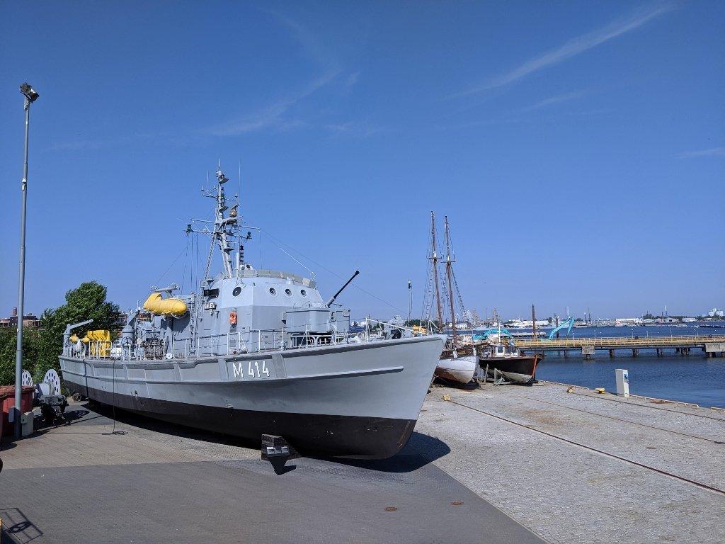 塔林 Lennusadam 水上飛機港口博物館 (25)