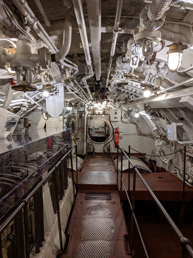 塔林 Lennusadam 水上飛機港口博物館 Lembit潛水艇內部 (6)