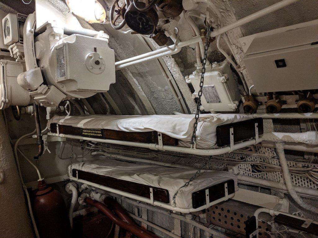 塔林 Lennusadam 水上飛機港口博物館 Lembit潛水艇內部 (9)