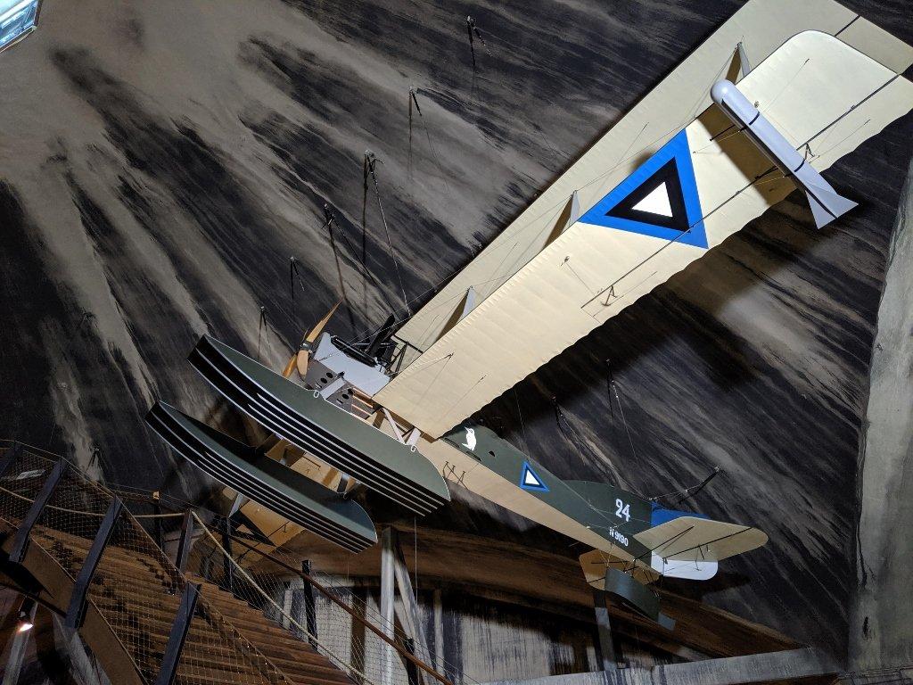 塔林 Lennusadam 水上飛機港口博物館 Short Type 184複製品